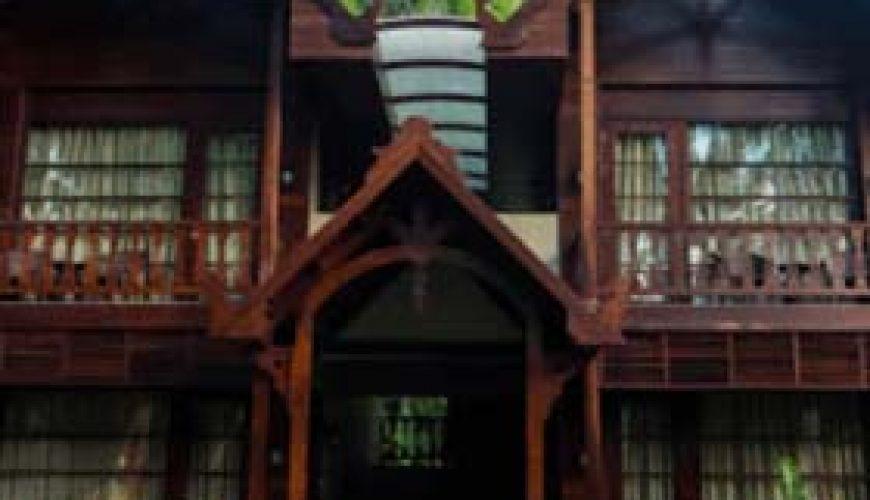 Double stored fully wooden best resort in neil island